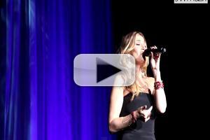 STAGE TUBE: Watch Idina Menzel Sing 'Let it Go' on First Tour Stop!