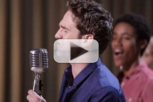 STAGE TUBE: NEWSIES Cast Gives 'Shut Up and Dance' New Spin