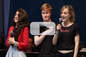BWW TV: Hangin' in Shubert Alley with Broadway's Biggest Stars!