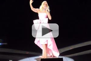 VIDEO: Lady Gaga Performs 'La Vie en Rose' at Hollywood Bowl Concert