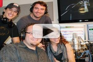 STAGE TUBE: Marina Kamen Interviews STOMP Cast Members John Angeles & Brad Holland Discussing the Power of Musical Health Entertainment