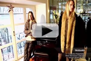VIDEO: TRUSSARDI Collection Presentation Milan Menswear Collection