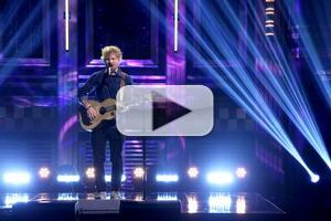 VIDEO: Ed Sheeran Takes on Heavy Metal Classics on TONIGHT SHOW!