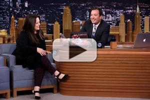 VIDEO: Melissa McCarthy Talks New Comedy 'Spy' & More on TONIGHT SHOW