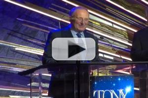 BWW TV: Gene O'Donovan, Adrian Bryan-Brown, and Arnold Abramson Accept Tonys Honors!