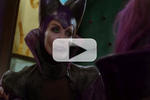 VIDEO: Kristin Chenoweth in All-New Extended Trailer for Disney's DESCENDANTS