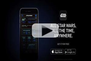 VIDEO: STAR WARS App Officially Revealed; Get a First Look!