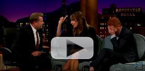 VIDEO: Allison Janney & Jesse Tyler Ferguson Discuss Sex Scenes on CORDEN