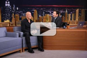 VIDEO: Vin Diesel Reveals Setting & Director for 'FAST 8' on Tonight Show