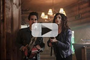 VIDEO: Sneak Peek - 'Back to the Cabin' on This Week's ASH VS EVIL DEAD