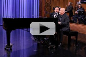 Billy Joel Scenes From An Italian Restaurant Tonight Show