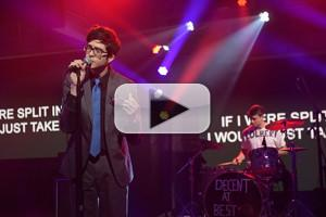 VIDEO Car Seat Headrest Perform Fill In The Blank On LATE SHOW