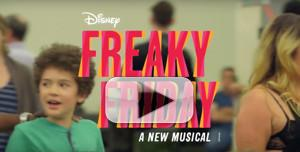 STAGE TUBE: First Look at Disney's FREAKY FRIDAY!