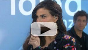 VIDEO: Idina Menzel Talks New Music, Performs New Song on TODAY