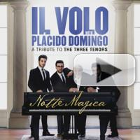 Audio Exclusive: First Listen to Il Volo's Rendition of 'Maria' from WEST SIDE STORY on Their 'NOTTE MAGICA' Album