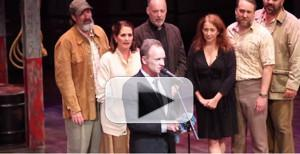 BWW TV: Sting Joins the Cast of THE LAST SHIP