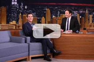 VIDEO: Billy Crudup Talks New Film 'Jackie' & More on TONIGHT SHOW