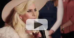 STAGE TUBE: Lady Gaga Performs New Single MILLION REASONS on Alan Carr's HAPPY HOUR