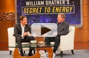 VIDEO: Sneak Peek - DR. OZ Welcomes Star Trek Legend William Shatner Tomorrow
