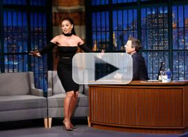 VIDEO: Mel B Talks Taking on CHICAGO's Roxie Hart; Possible Spice Girl Reunion