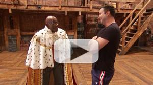 VIDEO: 'Today' Shares First Look at Taran Killam as HAMILTON's King George