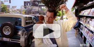 VIDEO: First Look - Adam Sandler Stars in Netflix Original Film SANDY WEXLER