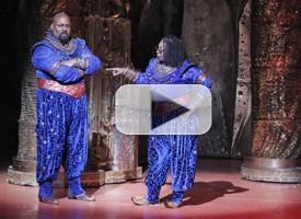 VIDEO: Whoopi Goldberg Cameos in ALADDIN + Meet Broadway's Newest Genie!