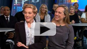 VIDEO: Julie Andrews Talks New Netflix Series: 'I've Long Wanted to Do a Show Like This'