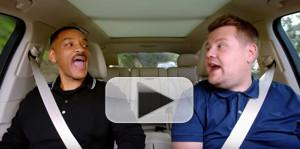 VIDEO: Check Out New Extended Trailer for New CARPOOL KARAOKE Series!