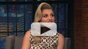 VIDEO: Annaleigh Ashford Talks SUNDAY IN THE PARK WITH GEORGE & More on 'Late Night'