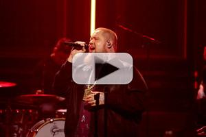 VIDEO: Rag'n'Bone Man Performs 'Human' on TONIGHT SHOW