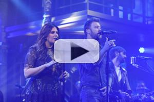 VIDEO: Lady Antebellum Performs 'You Look Good' on LATE SHOW