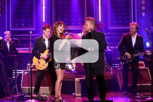 VIDEO: John Mellencamp Performs 'Grandview' ft. Martina McBride on TONIGHT