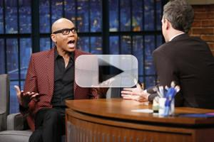VIDEO: RuPaul Reveals How He Got Lady Gaga to Guest Judge on New Season of 'Drag Race'