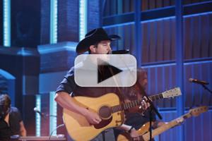 VIDEO: Jon Pardi Performs 'Dirt On My Boots' on LATE NIGHT