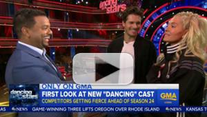 VIDEO: Final Dress Rehearsal for Tonight's DANCING WITH THE STARS Premiere!