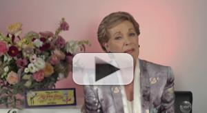 VIDEO: Julie Andrews Lashes Out at Trump's Proposed Budget Cuts During TV Appearance