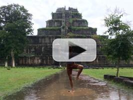 VIDEO: First Look at Cambodia's First LGBTQ Dance Company