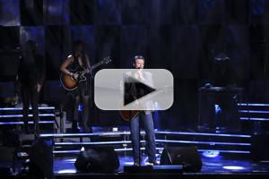 Video Blake Shelton Performs 39 Every Time I Hear That Song