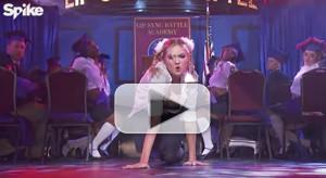 VIDEO: Sneak Peek - Kate Upton Performs 'Baby One More Time' on LIP SYNC BATTLE