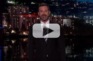 VIDEO: JIMMY KIMMEL Shares New United Ad with 'Celebrity' Spokesman Matt Damon