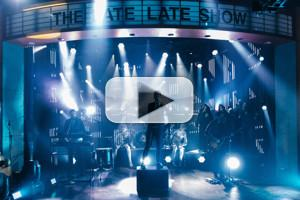 VIDEO: Bastille Perform 'Blame' on LATE LATE SHOW