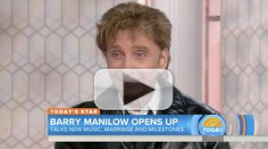 VIDEO: Barry Manilow Talks Coming Out, New Music & More on TODAY