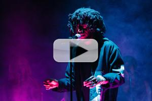VIDEO: 6lack Kicks Off Apple Music Up Next Series with Performance of 'PRBLMS'