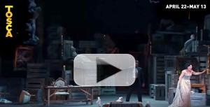 VIDEO: First Look at New Trailer for LA Opera's TOSCA