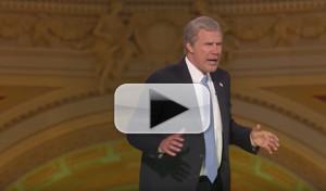 VIDEO: Will FerrellReprises 'YOU'RE WELCOME AMERICA's George W. Bush