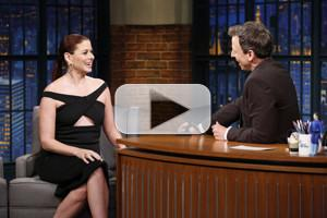 VIDEO: Debra Messing Chats DIRTY DANCING, WILL & GRACE Revival