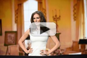 VIDEO: Laura Benanti Returns as 'Melania Trump' on LATE SHOW