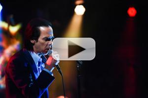 VIDEO: Nick Cave & The Bad Seeds Perform 'Rings Of Saturn' on LATE SHOW
