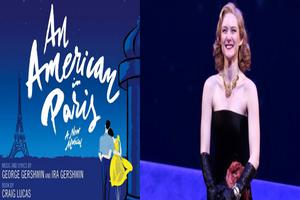AUDIO Exclusive: First Listen- Jill Paice Sings 'Shall We Dance' on AN AMERICAN IN PARIS Cast Album!